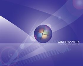 Vista Buble ( 1280 x 1024 )