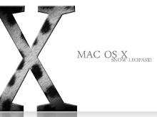 Mac OS X Snow