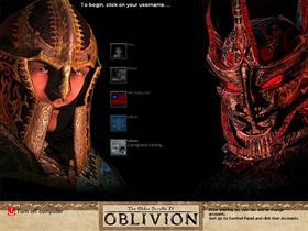 Elderscrolls 4: Oblivion Logon(1024x768)