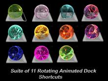 Rotating Orb AniShortcuts