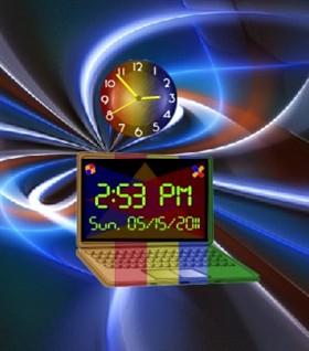 Liu-iow Clock