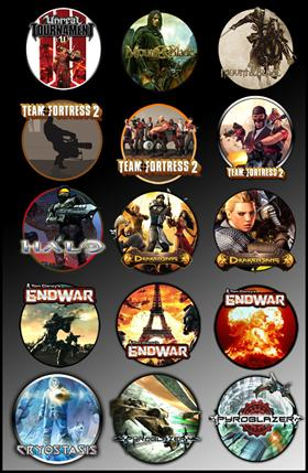 Game Icons IX