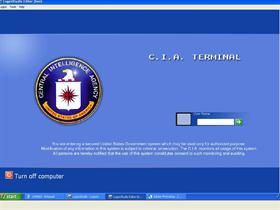 CIA Blue
