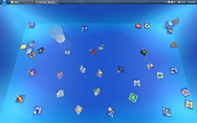 3D Desktop Screenshot