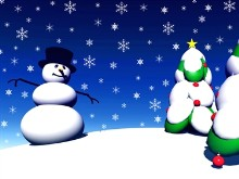Snowman's Christmas