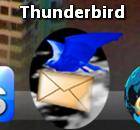 Animated Thunderbird