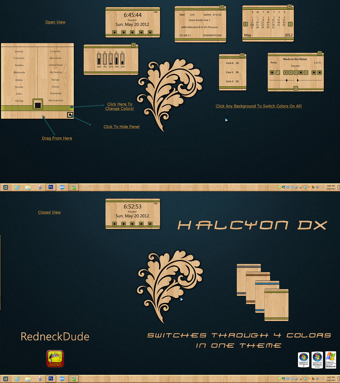 Halcyon DX
