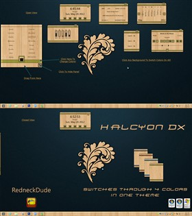 Halcyon DX