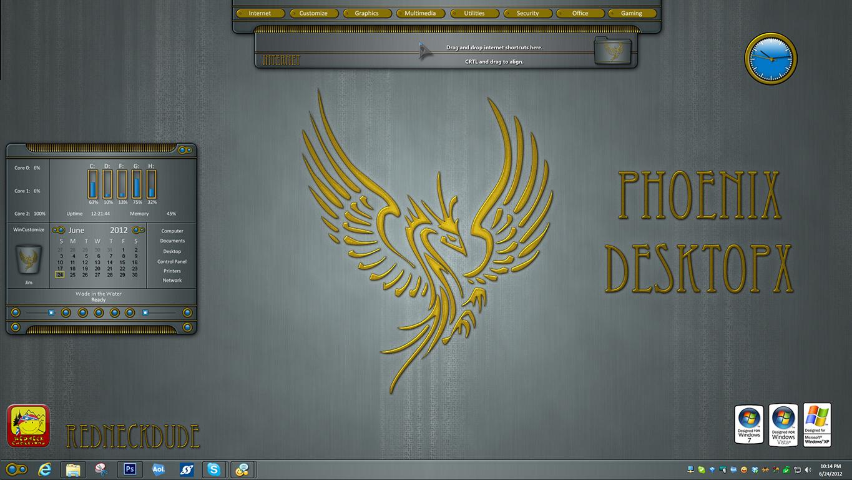 Phoenix 2012 DX