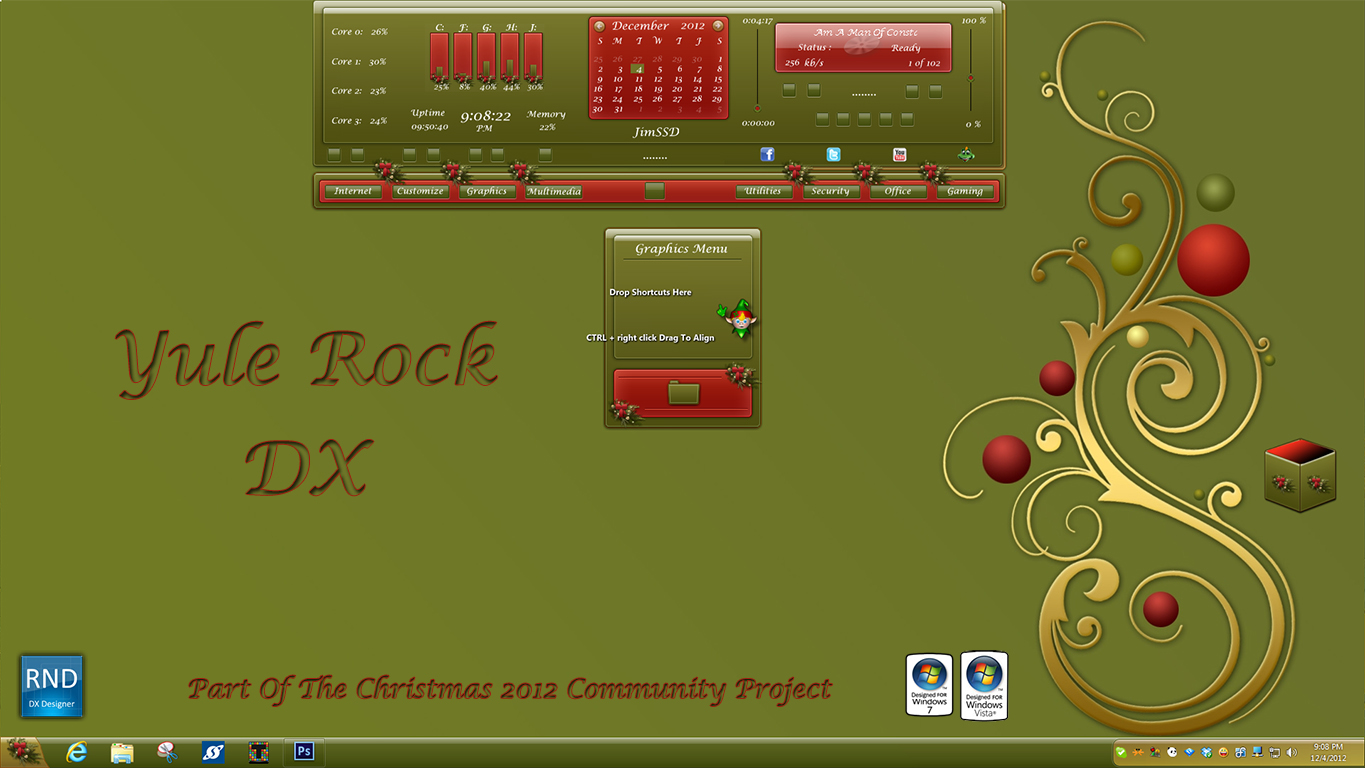 Yule Rock DX