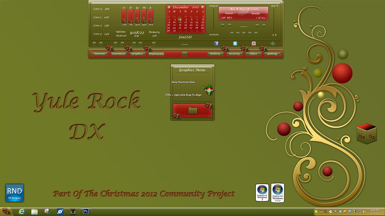 Yule Rock DX