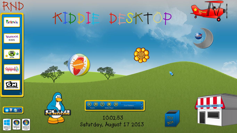 Kiddie Desktop