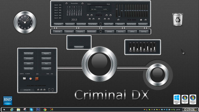 Criminal DX
