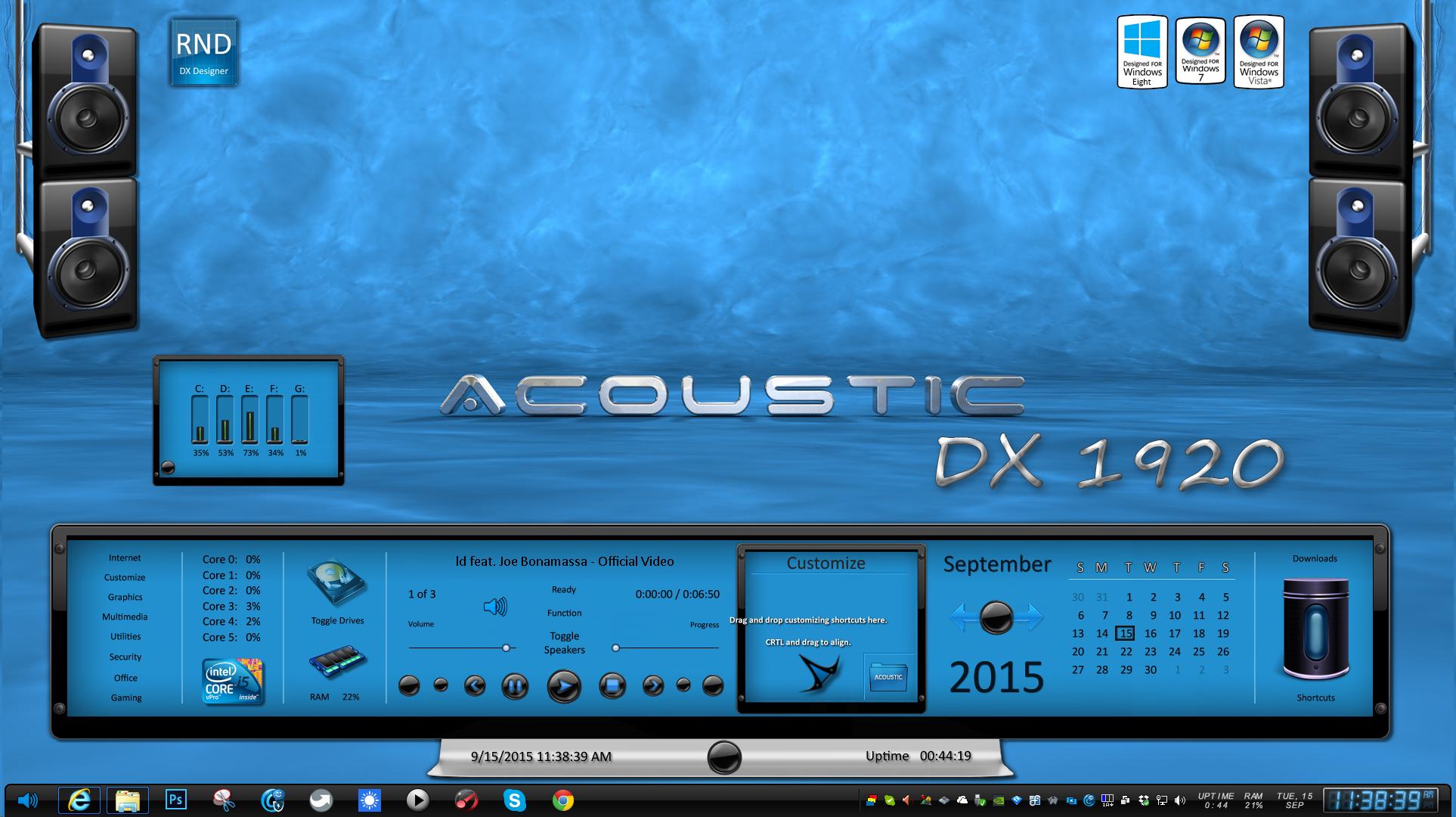 Acoustic DX 1920