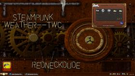 Steampunk Weather TWC