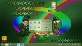Leprechaun Majik Weather