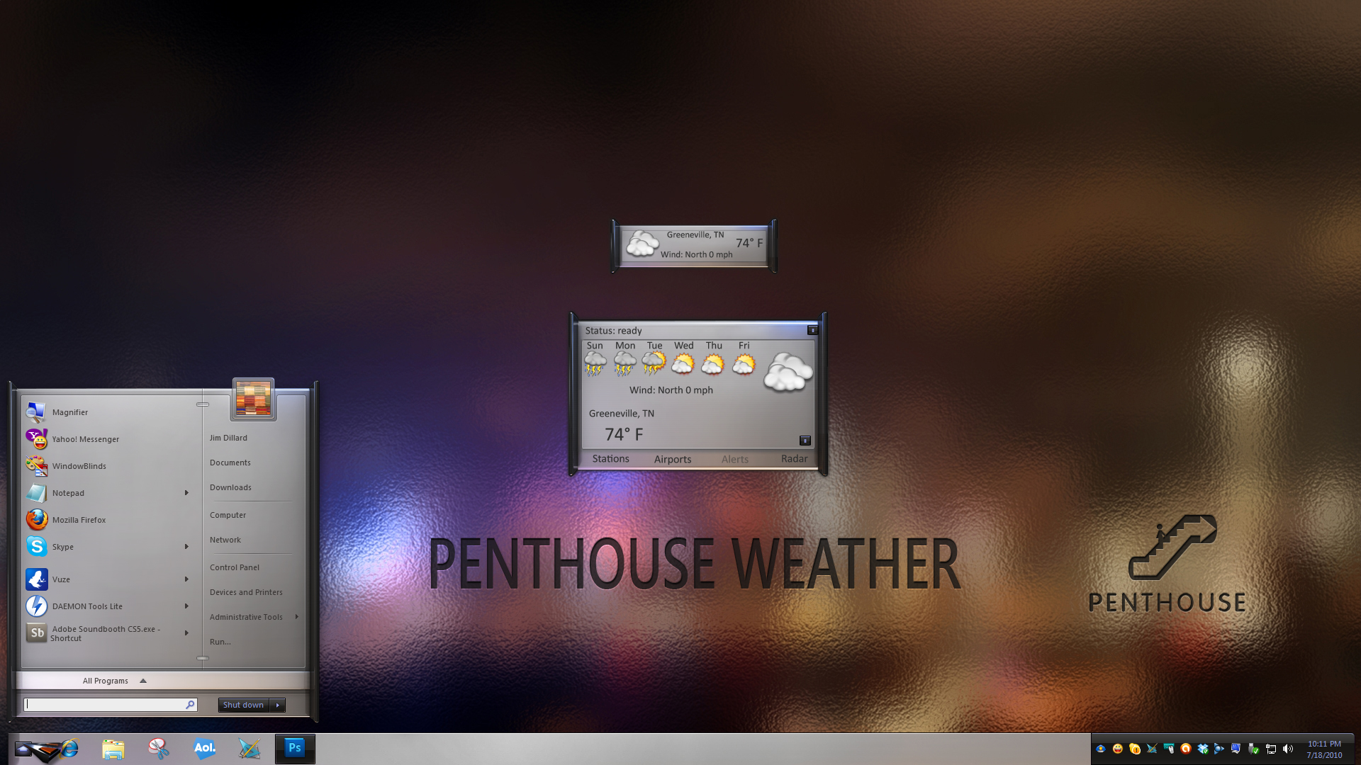 Penthouse Weather