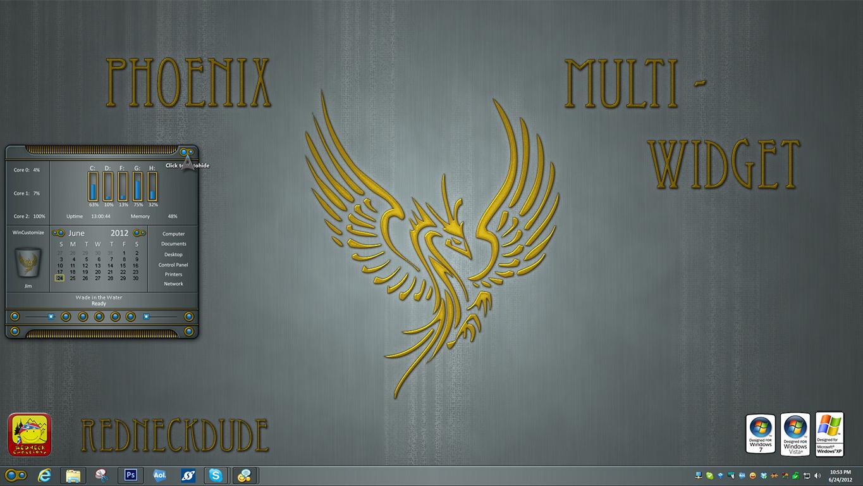 Phoenix 2012 Multi Widget