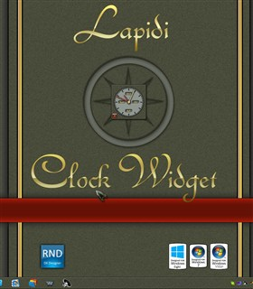Lapidi Clock Widget