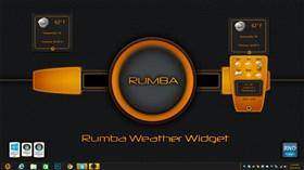 Rumba Weather Widget