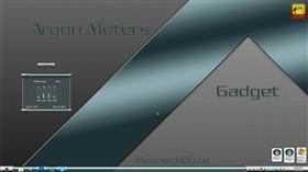 Argon Meters Gadget
