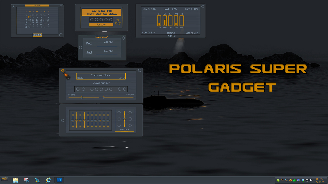 Polaris Super Gadget