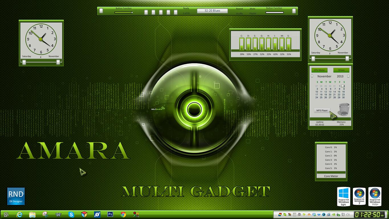Amara Multi Gadget