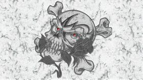 Skully Wall