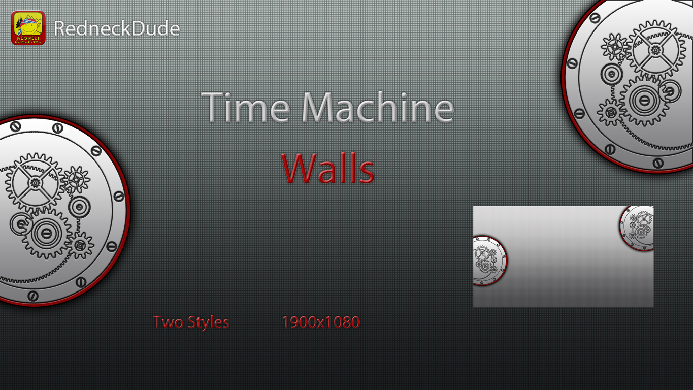 Time Machine Walls