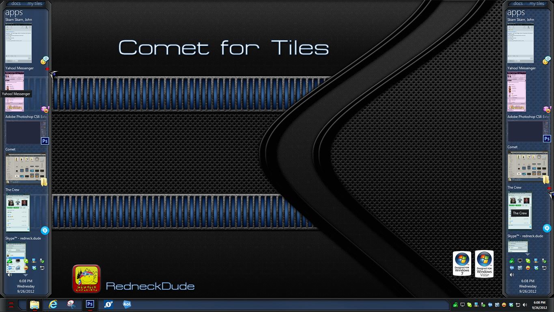 Comet Tiles