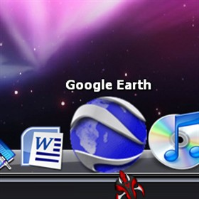 Animated Google Earth