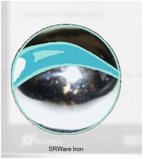 SRWare Iron chrome