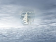 Ghost Ship Screensaver
