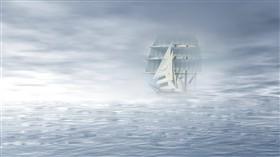 Ghost Ship Screensaver