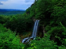 Blue Ridge Mountain Falls