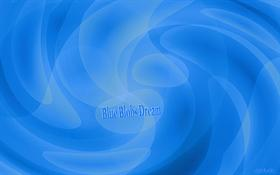 Blue Blobs Dream