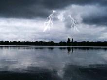 Lightning Storm Cell