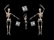 Skeleton Boogie Woogie w Sound