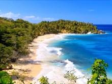 Scenic Island Beach