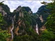 Eagle Falls HDR