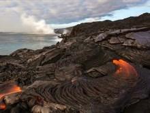 Lava Seashore