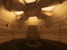 Alien  Isolation Control Room