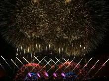 Synchronized Fireworks 5
