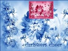 Christmas Cheer Logon 2pk