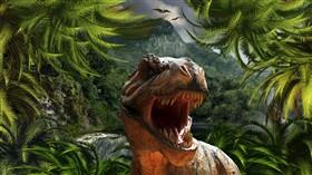 """Jurassic Park : T-Rex """" Attack """""""