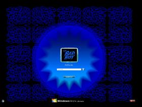 Blue 32 Vista Logon