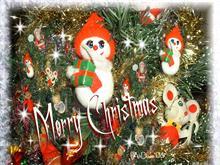 Merry Christmas 1280 x1024