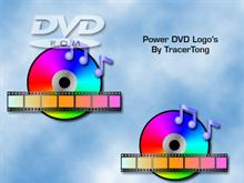 PowerDVD icons