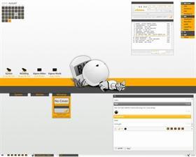 My Nano Desktop