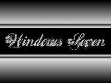 Windows Seven-silver